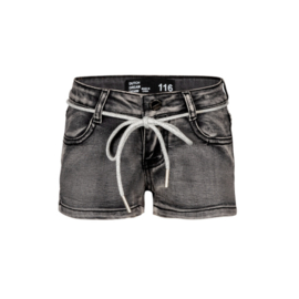 Dutch Dream Denim meisjes Koo korte broek grijs