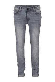 Indian Blue Jeans jongens Andy flex skinny grijs spijkerbroek