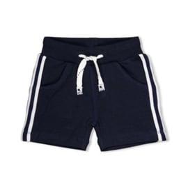 Feetje jongens korte broek zwart tape