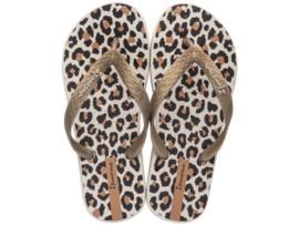 Ipanema classic kids meisjes slippers beige/goud
