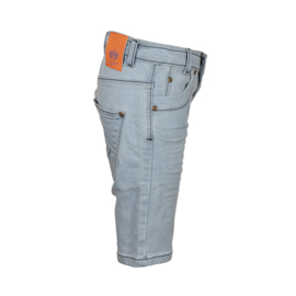 Dutch Dream Denim jongens Gego bermuda lichtblauw