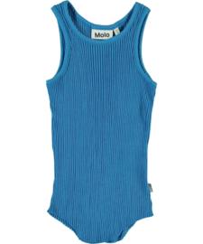 Molo meisjes hemd Roberta blauw
