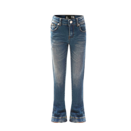 Dutch Dream Denim meisjes spijkerbroek majimaji flaire