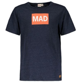 Street called Madison jongens tshirt mad navy