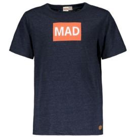 Street called Madison jongens tshirt mad navy