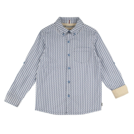Rumbl Royal overhemd blauw