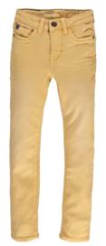 Garcia Boys  spijkerbroek geel
