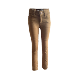Dutch Dream Denim jongens Dawa slimfit bruin