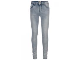 Indian Blue Jeans meisjes super skinny fit spijkerbroek light denim