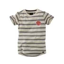 Z8 t-shirt Pijke gestreept