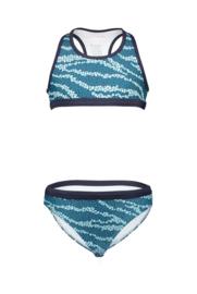 B-nosy meisjes tropical bikini zebra