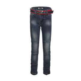 Dutch Dream Denim jongens Potea slimfit navy
