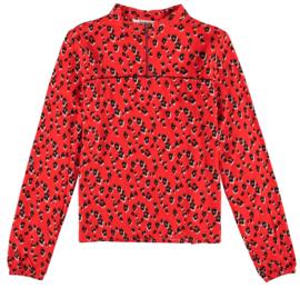 Garcia Girls blouse panter