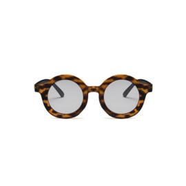 Little Indians zonnebril leopard print
