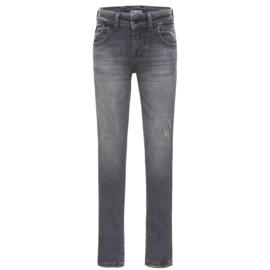 LTB meisjes Julita extra skinny spijkerbroek grijs