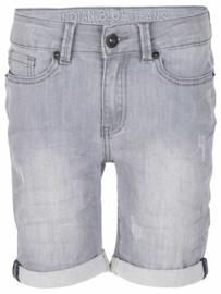 Indian Blue Jeans jongens korte spijkerbroek lichtgrijs