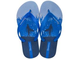 Ipanema Temas kids jongens slippers blauw