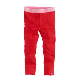 Z8  legging Eefje rood