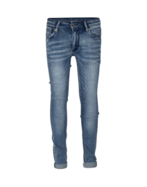 Indian Blue Jeans jongens Brad super skinny fit spijkerbroek blauw