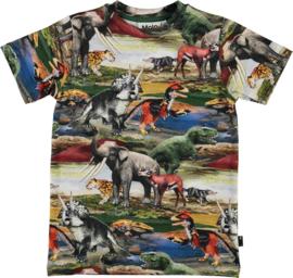 Molo jongens shirt ralphie dinosaurussen