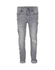 Indian Blue Jeans jongens Jay tapered spijkerbroek grijs