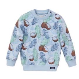 Koko noko jongens sweater lichtblauw