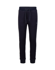 Indian Blue Jeans joggingbroek tape navy