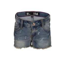 Dutch Dream Denim meisjes Wiki shorts spetters