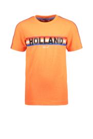 Tygo&Vito Boys tshirt neon oranje holland