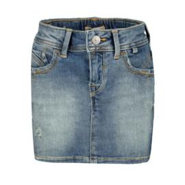 LTB meisjes spijkerrokje blauw