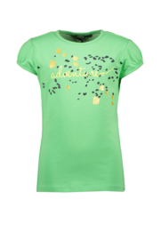 Nono T-shirt Kamsi Adventure print groen