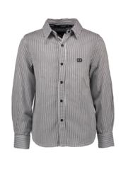 sevenoneseven blouse gestreept wit