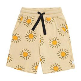 CarlijnQ jongens korte broek beige