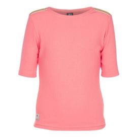 Kiestone t-shirt coral PS6304