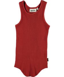 Molo meisjes hemd Roberta rood