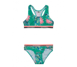 Indian Blue Jeans meisjes bikini tropical print