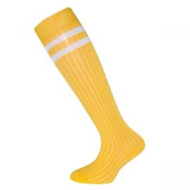 Ewers kousen geel 1614