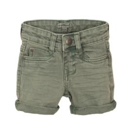 Koko noko jongens korte spijkerbroek licht groen