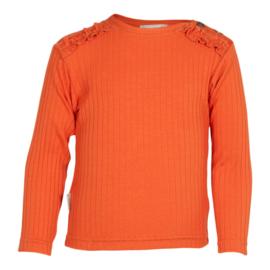 kiezeltje longsleeve Orange KM6654