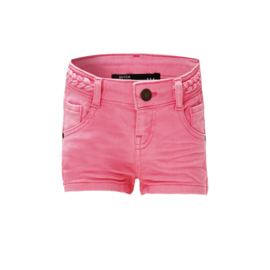 Dutch Dream Denim meisjes shorts Shamba shocking pink