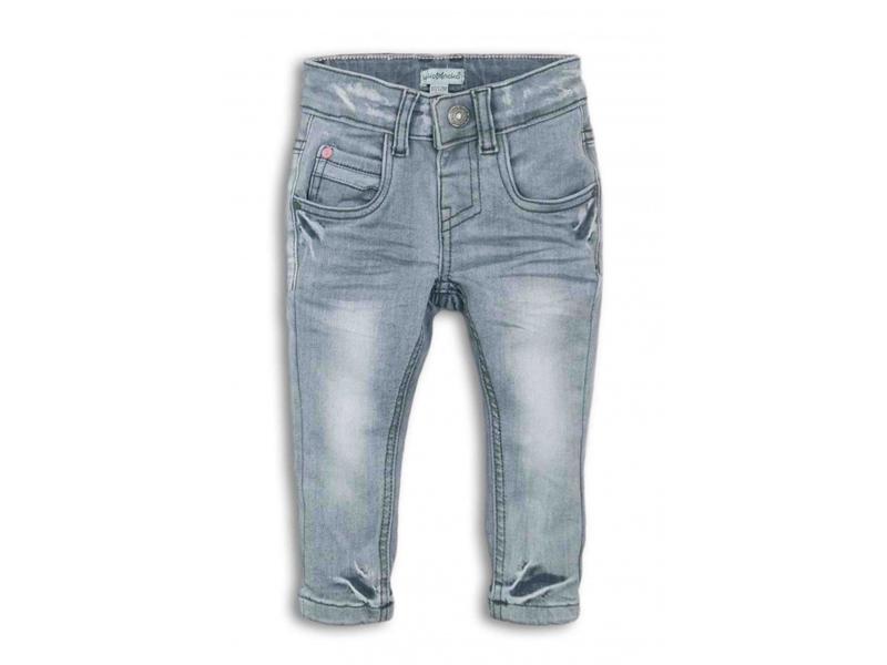 Koko noko meisjes skinny spijkerbroek grijs