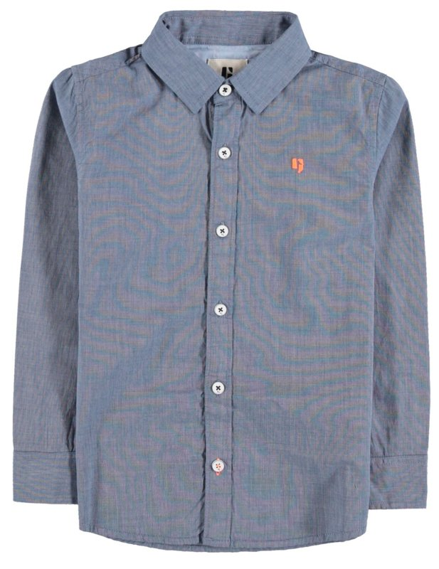 Garcia Boys blouse blauw