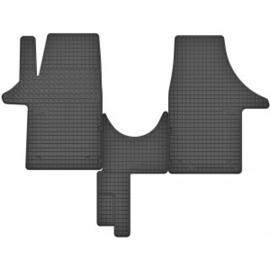 Maatwerk Rubbermatten VW T6  Art.nr M170308