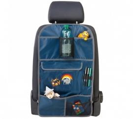 Autostoel Kinder Organizer Cool Boy Blauw  Art.nr. 30699