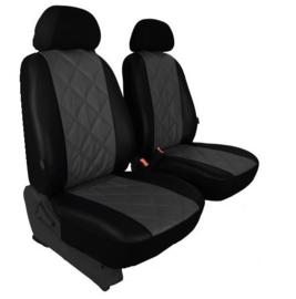 Maatwerk Alfa Romeo FORCED - voorstoelen - KUNSTLEER