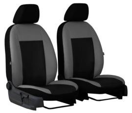 Maatwerk Land Rover ROAD - Voorstoelen - KUNSTLEER