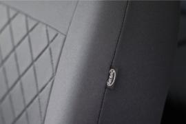 Maatwerk Land Rover DRAFT LINE  - Complete stoelhoesset - STOF