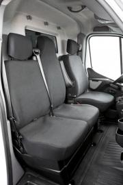 Opel Movano III / Renault Master  III / Nissan Interstar III/ Stoel + Bank   (2+1) STOF  BJ 04/2010>
