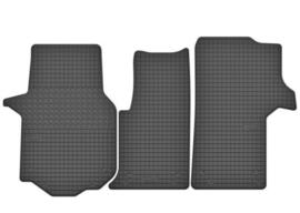 MAN TGE / Crafter  rubber matten 2017>