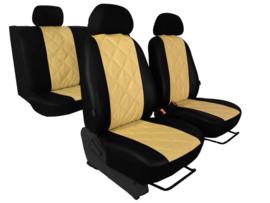 Maatwerk Suzuki  FORCED - Complete stoelhoesset - KUNSTLEER